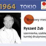 Ryszard Zub 1964