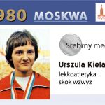 Urszula Kielan 1980