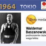 Waldemar Baszanowski 1964