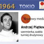 Andrzej Piatkowski 1964
