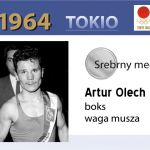Artur Olech 1964