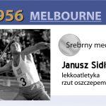Janusz Sidlo 1956