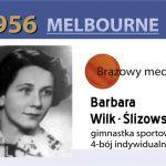 Barbara Wilk-Slizowska 1956