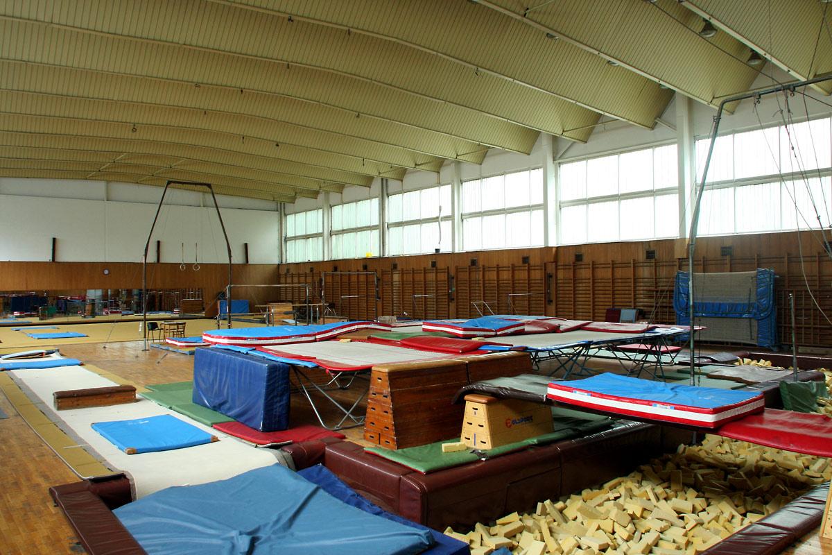 Sala gimnastyczna nr 5
