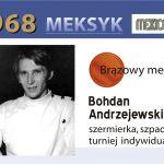 Bohdan Andrzejewski 1968