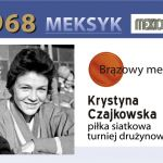 Krystyna Czajkowska 1968