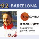 Izabela Dylewska 1992
