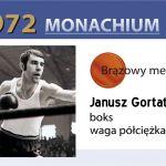 Janusz Gortat 1972