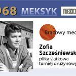 Zofia Szczesniewska 1968