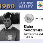 Elwira Seroczynska 1960