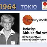 Jadwiga Abisiak-Rutkowska 1964