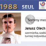 Janusz Olech 1988