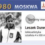 Leszek Dunecki 1980