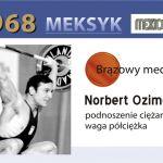 Norbert Ozimek 1968