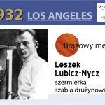 Leszek Lubicz-Nycz 1932