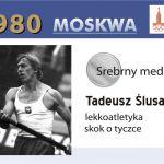 Tadeusz Slusarski 1980