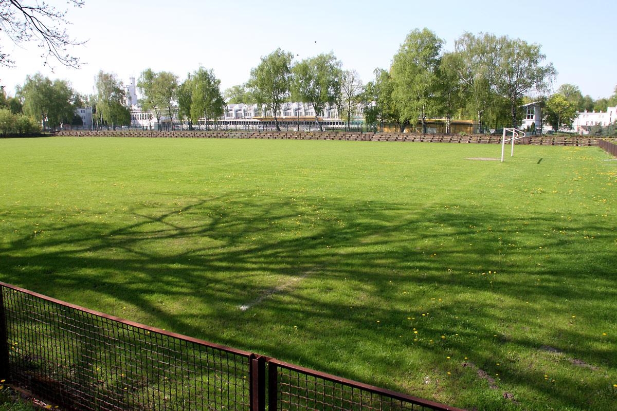 Boisko piłkarskie nr 4