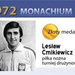 Leslaw Cmikiewicz 1972