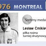Leslaw Cmikiewicz 1976