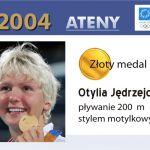 Otylia Jedrzejczak 200m 2004