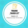 "Zadanie nr 2 ""Tracker list"""