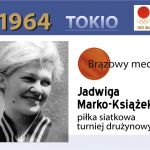 Jadwiga Marko-Ksiazek 1964