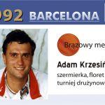 Adam Krzeinski 1992