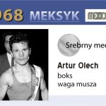 Artur Olech 1968
