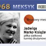 Jadwiga Marko-Ksiazek 1968