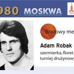 Adam Robak 1980