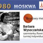 Barbara Wysoczanska 1980