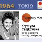 Krystyna Czajkowska 1964