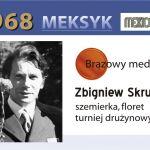Zbigniew Skrudlik 1968