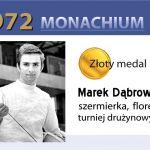 Marek Dabrowski 1972
