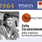 Zofia Szczesniewska 1964