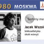 Jacek Wszola 1980