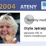Otylia Jedrzejczak 100m 2004