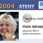 Otylia Jedrzejczak 400m 2004